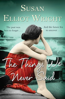 The Things We Never Said, Susan Elliot-Wright cover
