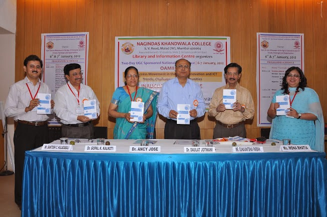 Releasing Conference Proceeding @ National Conference