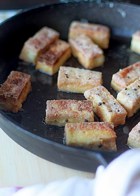 Crispy Salt & Pepper Tofu Image