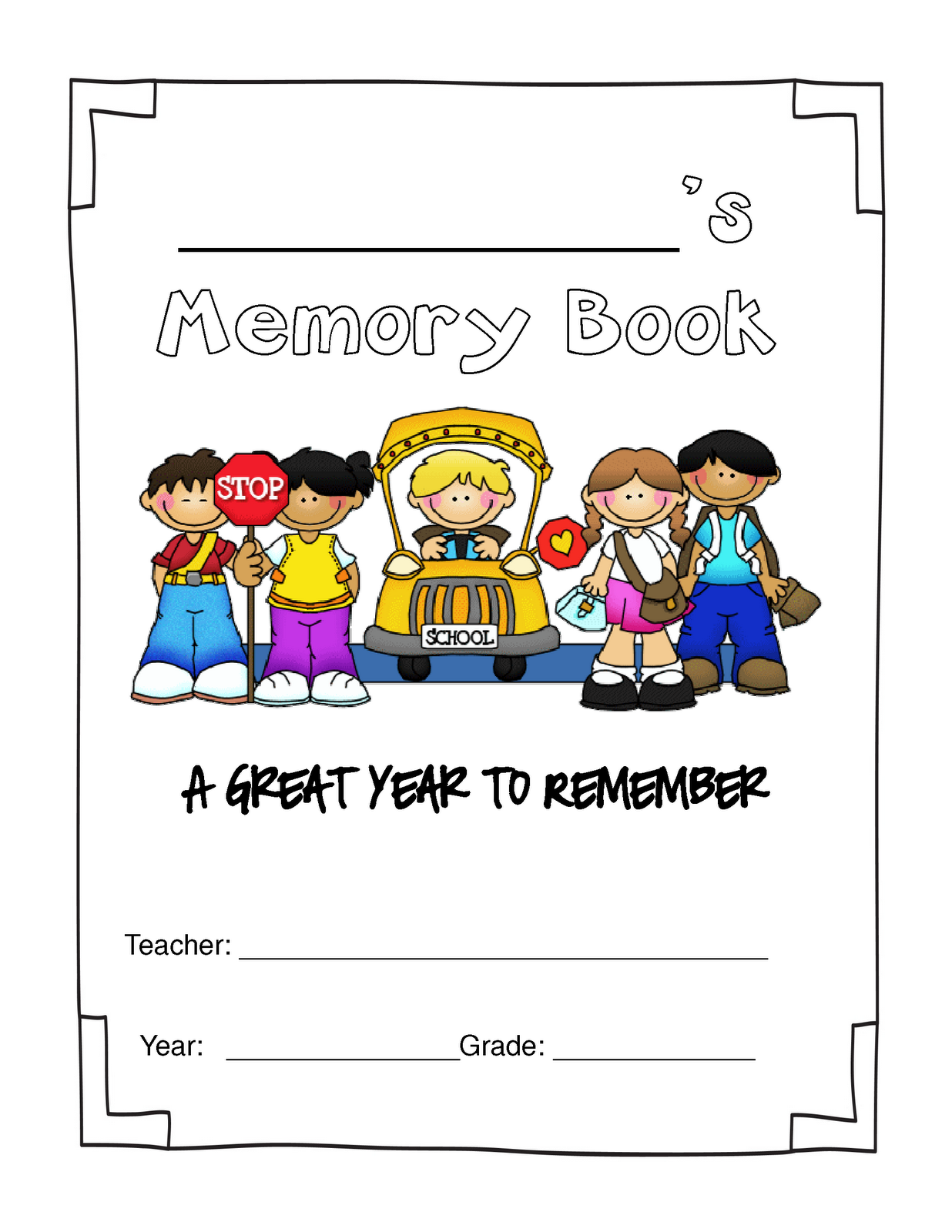 school year clipart - photo #48