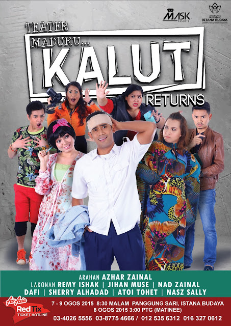 Teater Maduku Kalut Returns
