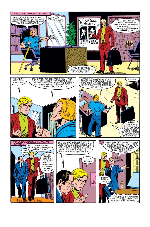 Captain America (1968) Issue #271 #187 - English 17