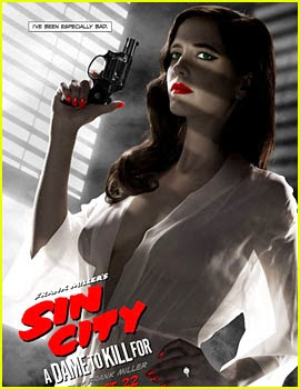 Eva Green sin city