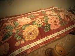 Jag vann denna fina bård hos Marinnes hantverk.sept.2011