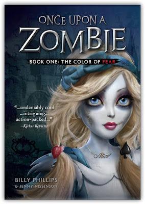 zombies, princesses, YA