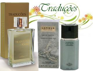 Essência Lapidus | Traduções Gold nº 31 Masculino