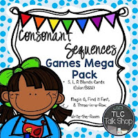 https://www.teacherspayteachers.com/Product/Consonant-Sequences-Games-Mega-Pack-2038628
