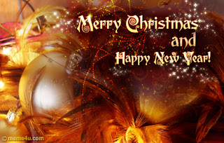 Christmas and Newyear Greeting