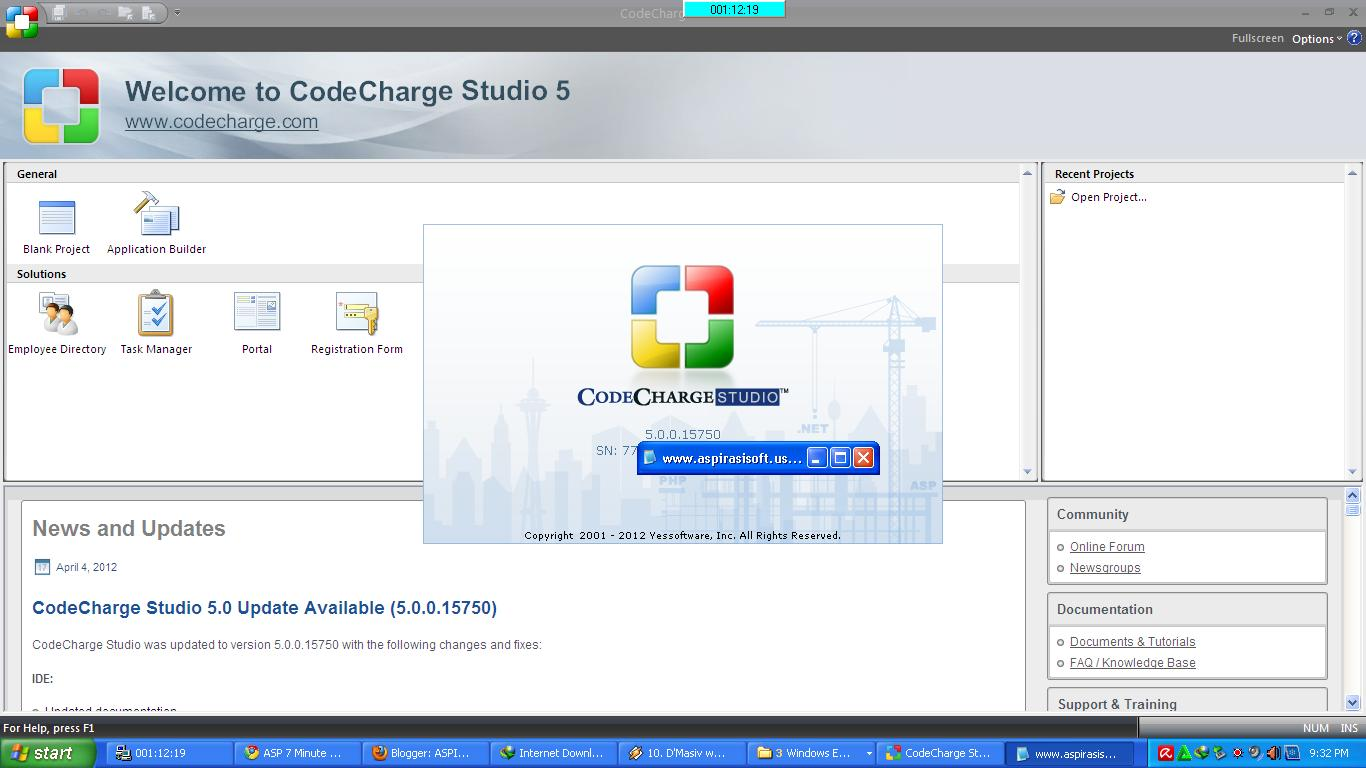 Code charge studio 5 0 0 16254