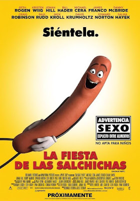 La Fiesta de las Salchichas en Español Latino