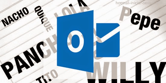 hotmail iniciar sesion - alias en outlook