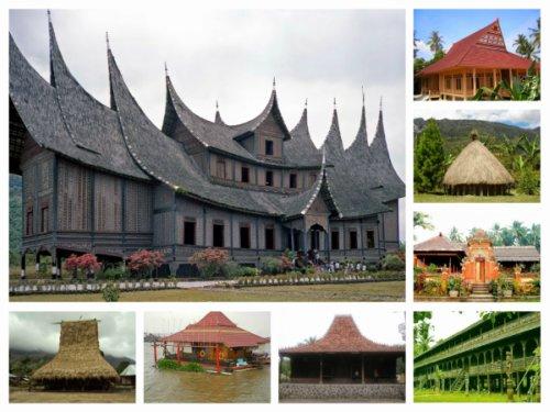 Daftar Nama Nama Rumah Adat Yang Ada Di Indonesia