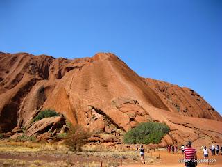 Uluru - Mala walk