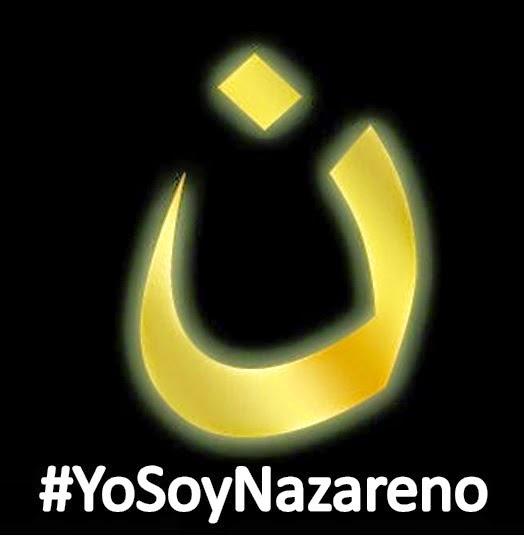 #YoSoyNazareno