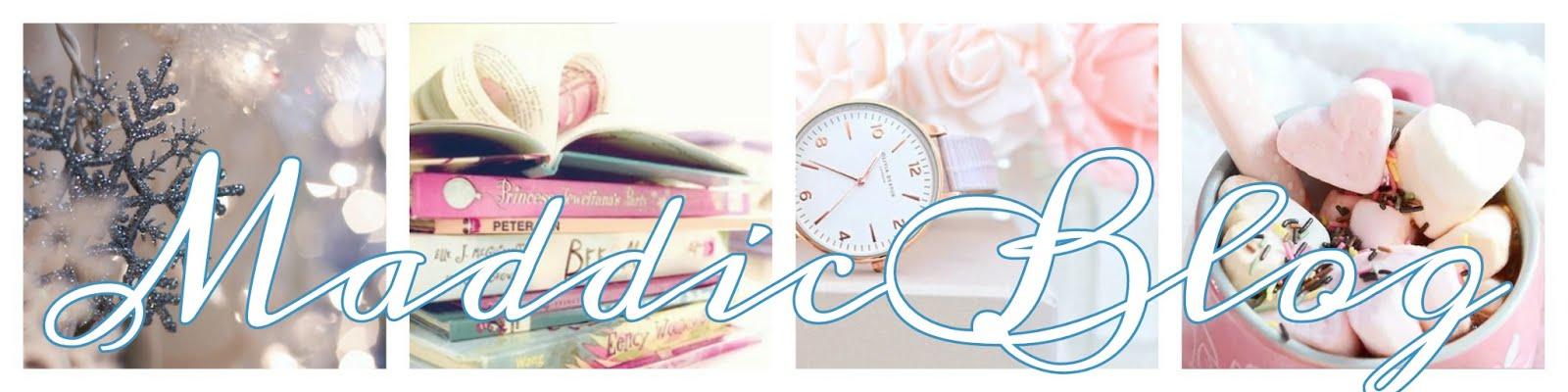 Maddic Blog