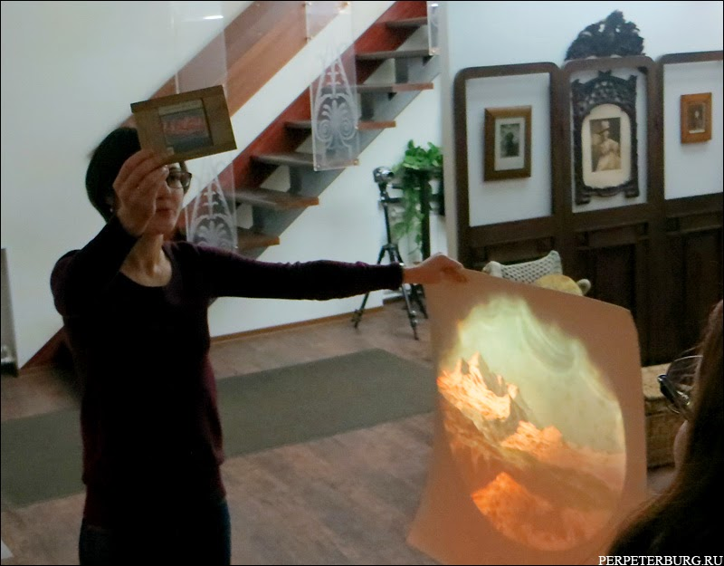 Картинки Волшебного фонаря демонстрация