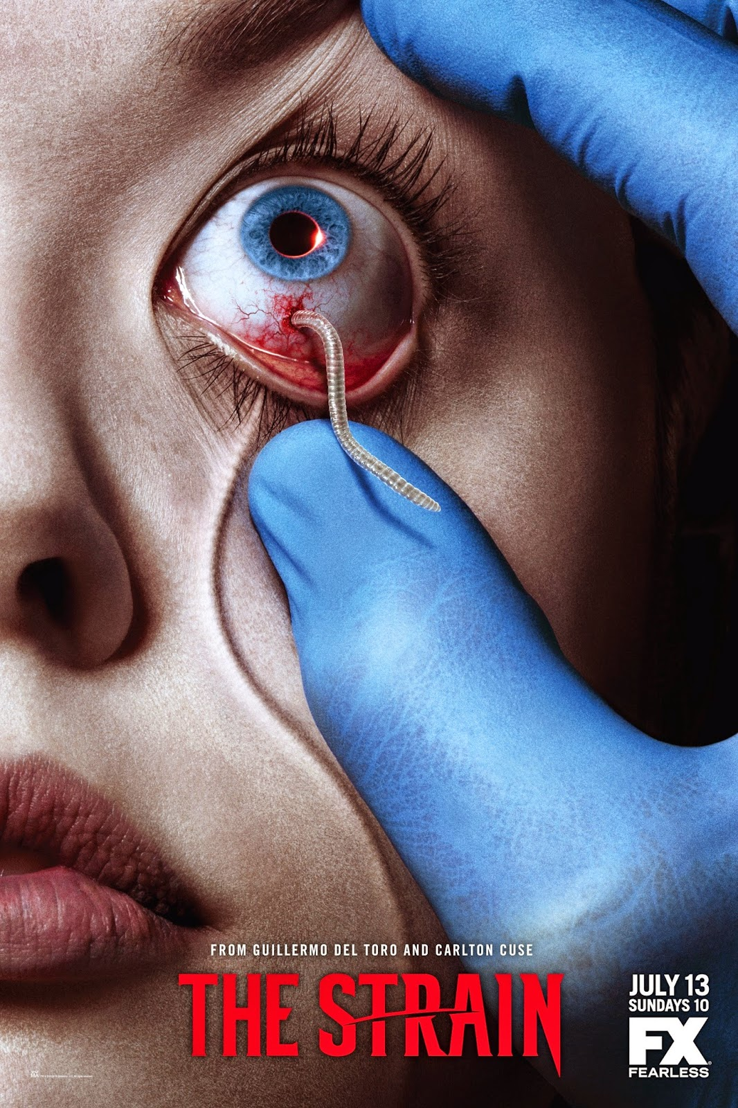 Thestrain Download   The Strain S01E01   HDTV + RMVB Legendado