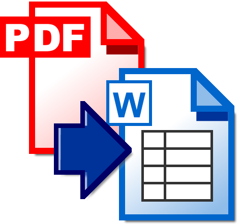 PDF to Word Converter versi full