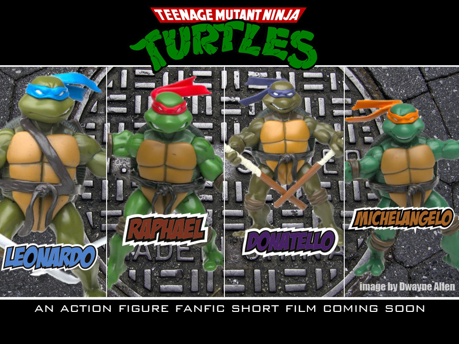Mutant ninja turtles and the one responsible for the worldwide turtles
