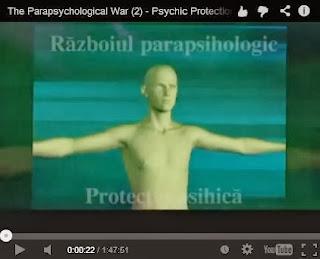 Razboiul parapsihologic - Protectia psihica