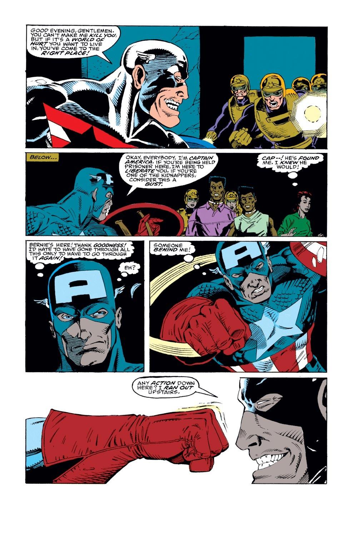 Captain America (1968) Issue #386 #319 - English 19