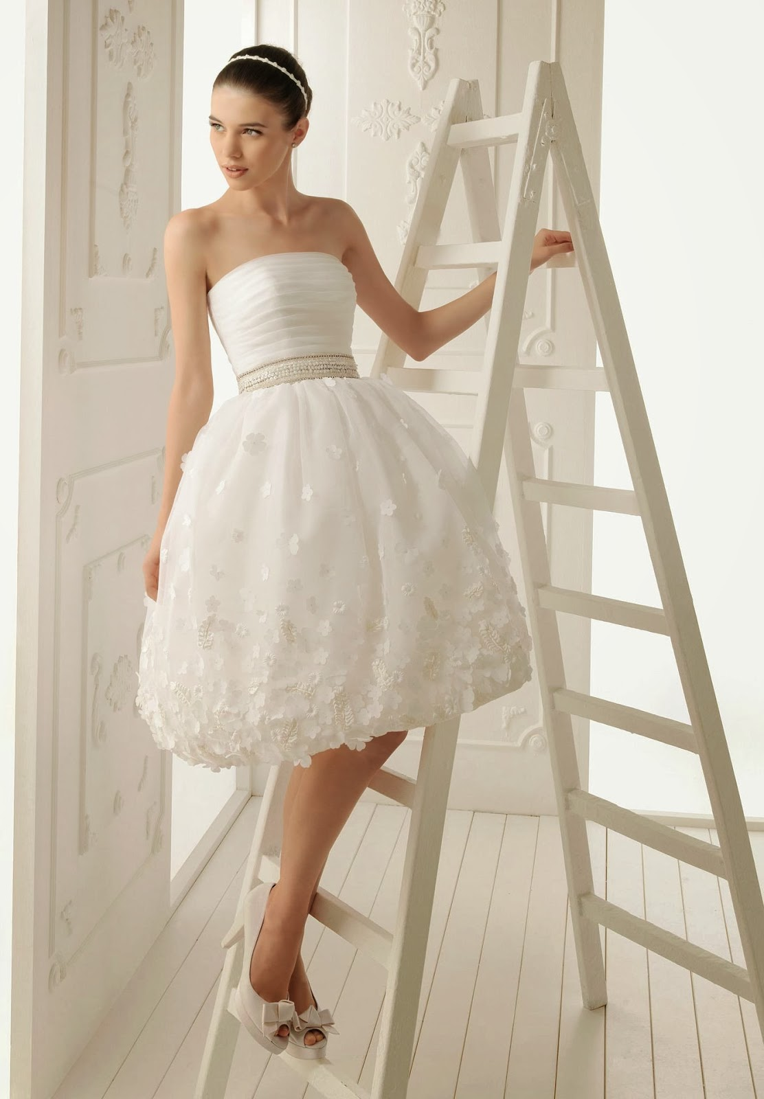 Ball gown wedding dress for petite : Whiteazalea ball gowns short gown wedding dresses make you like