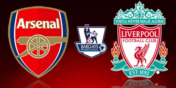 LiveStreaming Arsenal vs Liverpool