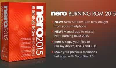 Nero Burning ROM & Nero Express 2015 16.0.23.0 Multilanguage Portable Download