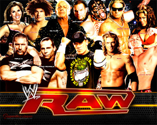 WWE RAW 16 Apr 2012
