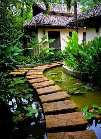 Foto Taman Rumah Indah 6