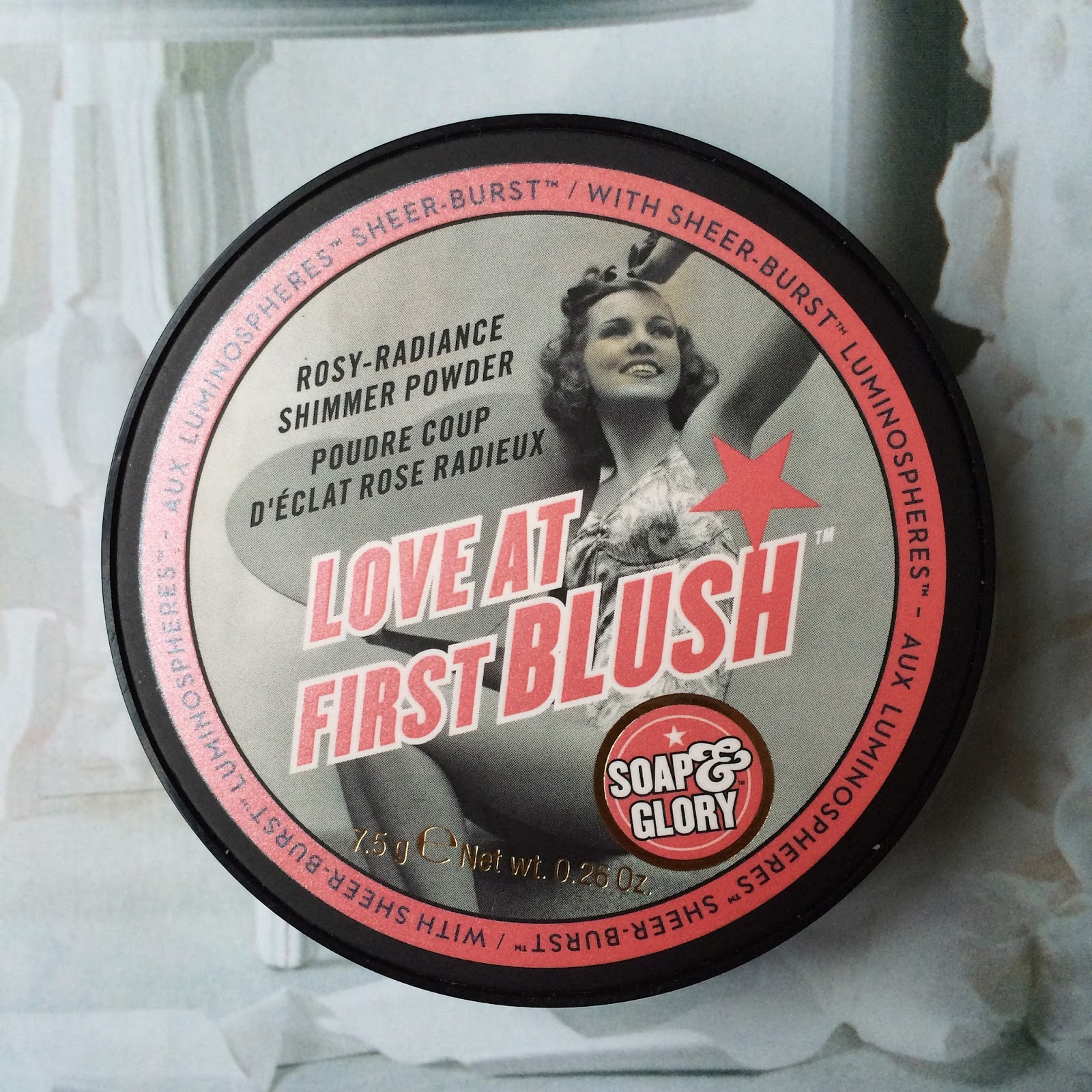 Love at First Blush £11