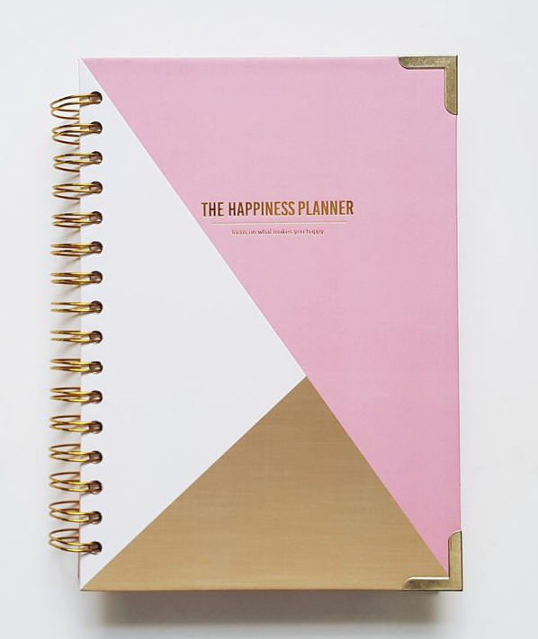 The Happiness Planner - Prettiest Planners 2016 | #getorganized #schedule #planner #organizer