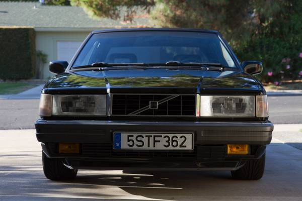 Daily turismo 5k 1991 volvo 780 bertone turbo 5 spd manual swap like the seminal shooting brake 1800es wagon in the 70s volvo only made around 8000 of these crisply styled coupes over the entire production run solutioingenieria Choice Image