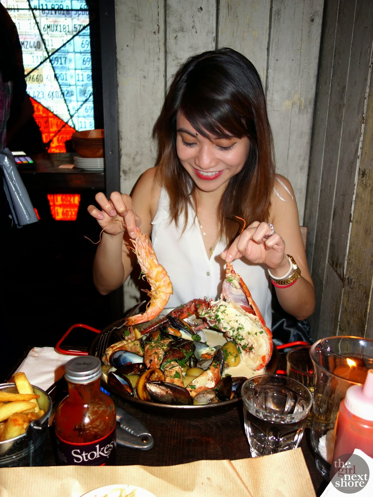 Lobster Bake | Big Easy Covent Garden