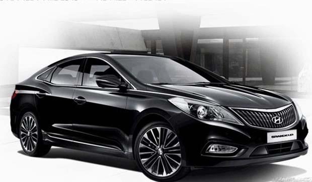 auto Hyundai Azera 2014
