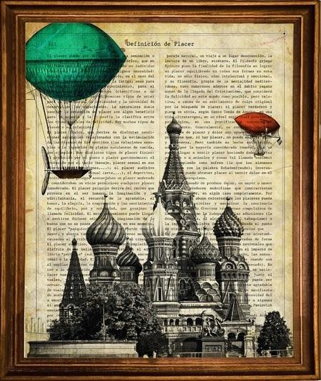 Lámina nacnic Rusia