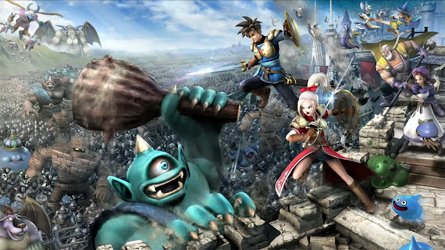 Dragon Quest Heroes recibirá DLC'S gratis 1