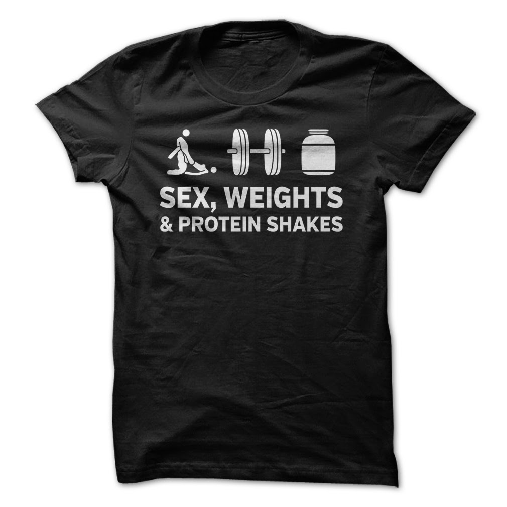 Fitness Funny T Shirt