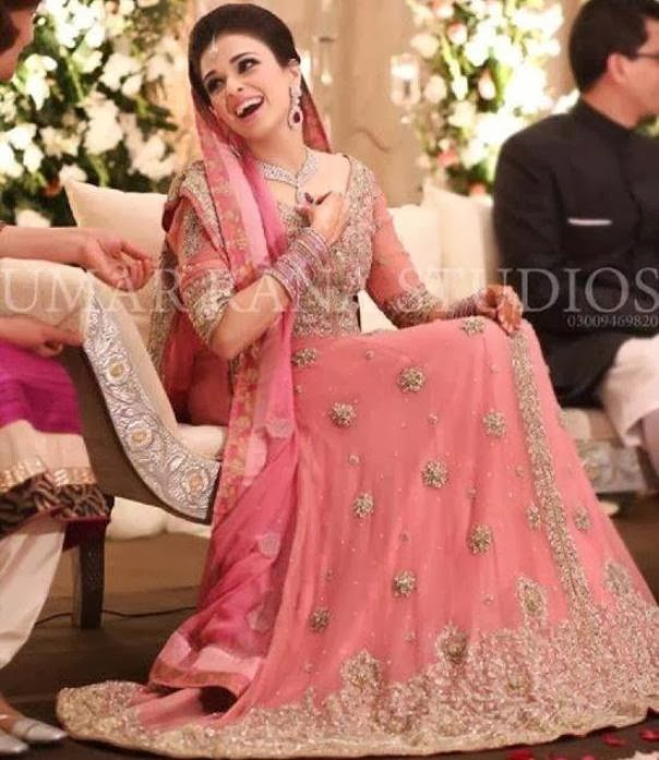 Popular  DIfFeReNt Do DiFfErEnT Indian Bridal Dresses For Women 2013