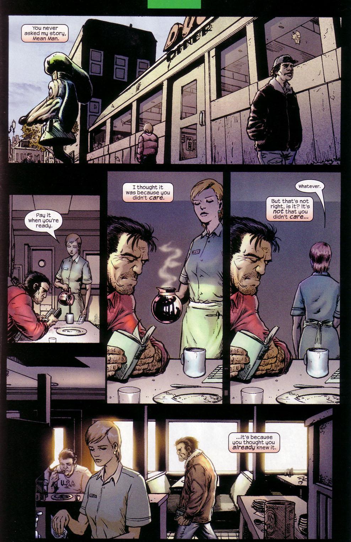 Read online Wolverine (2003) comic -  Issue #1 - 6