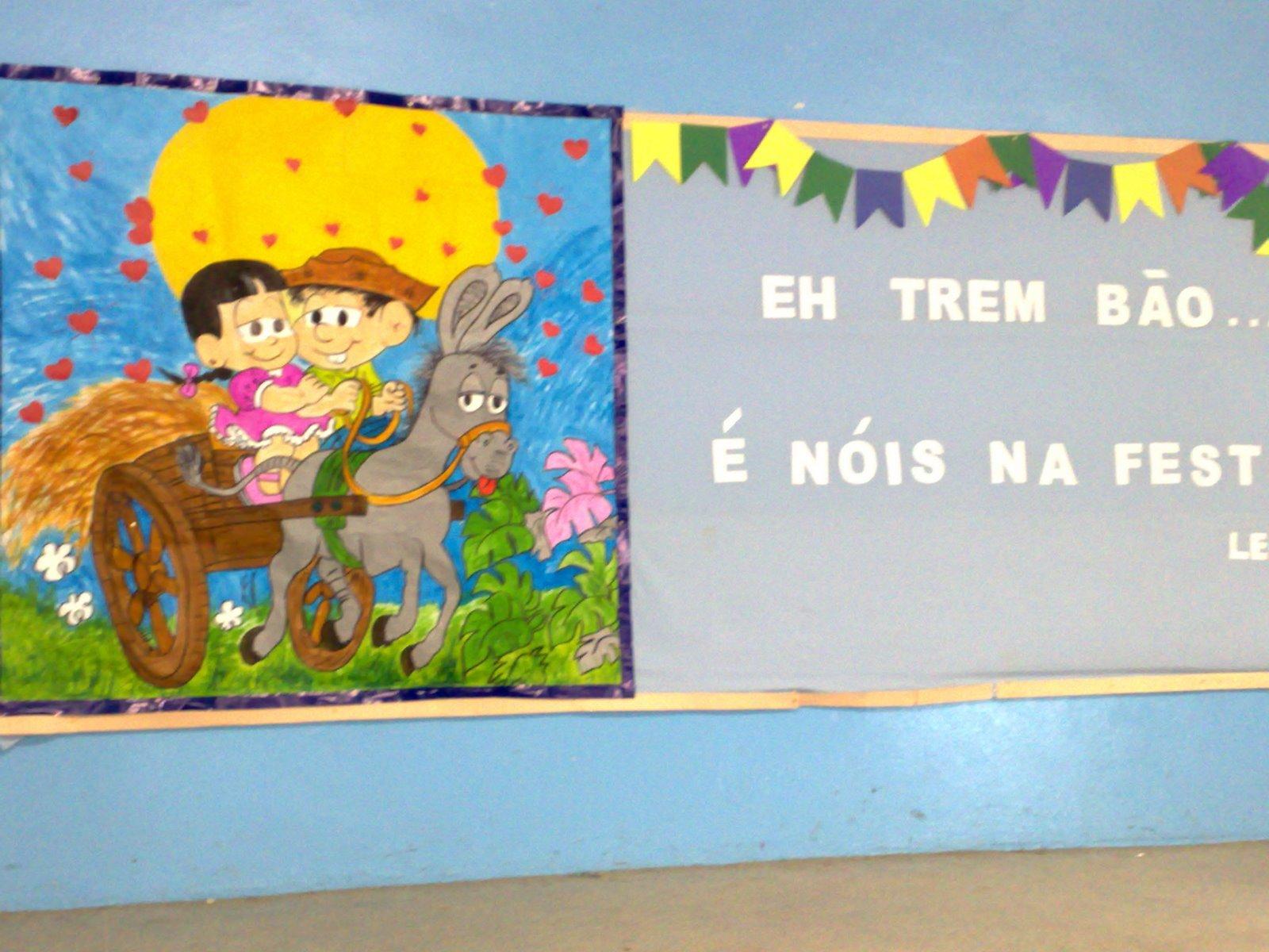 Tag Frases Para Mural De Escola Festa Junina