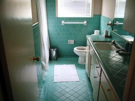 Vintage Bathroom Design Ideas on Vintage Style Bathroom Design Ideas The Main Material Is Natural