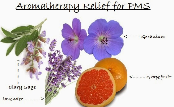 Soulflower PMS relief aromatherapy roll on