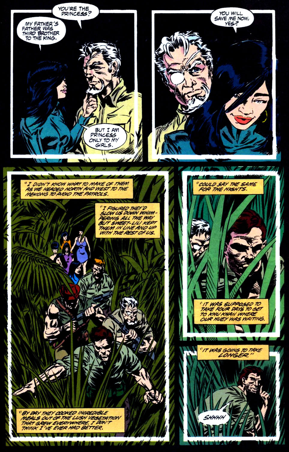 Deathstroke (1991) Issue #15 #20 - English 14