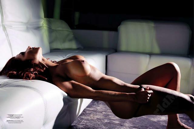 Fotos de Raquel Henriques nua na Playboy Portugal