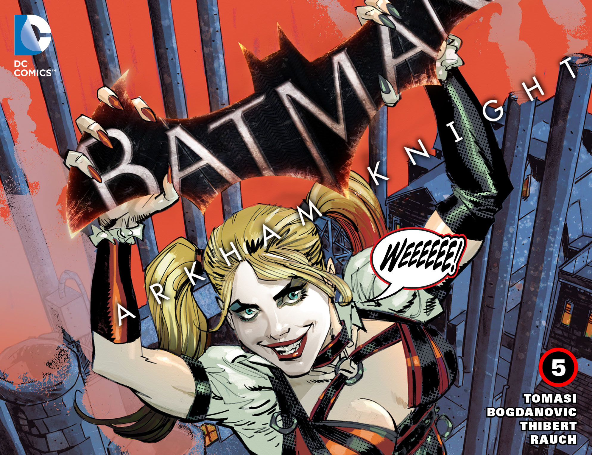 Batman: Arkham Knight [I] Issue #5 #7 - English 1