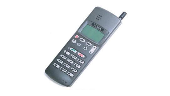 تطور هواتف نوكيا في أوائل التسعينات