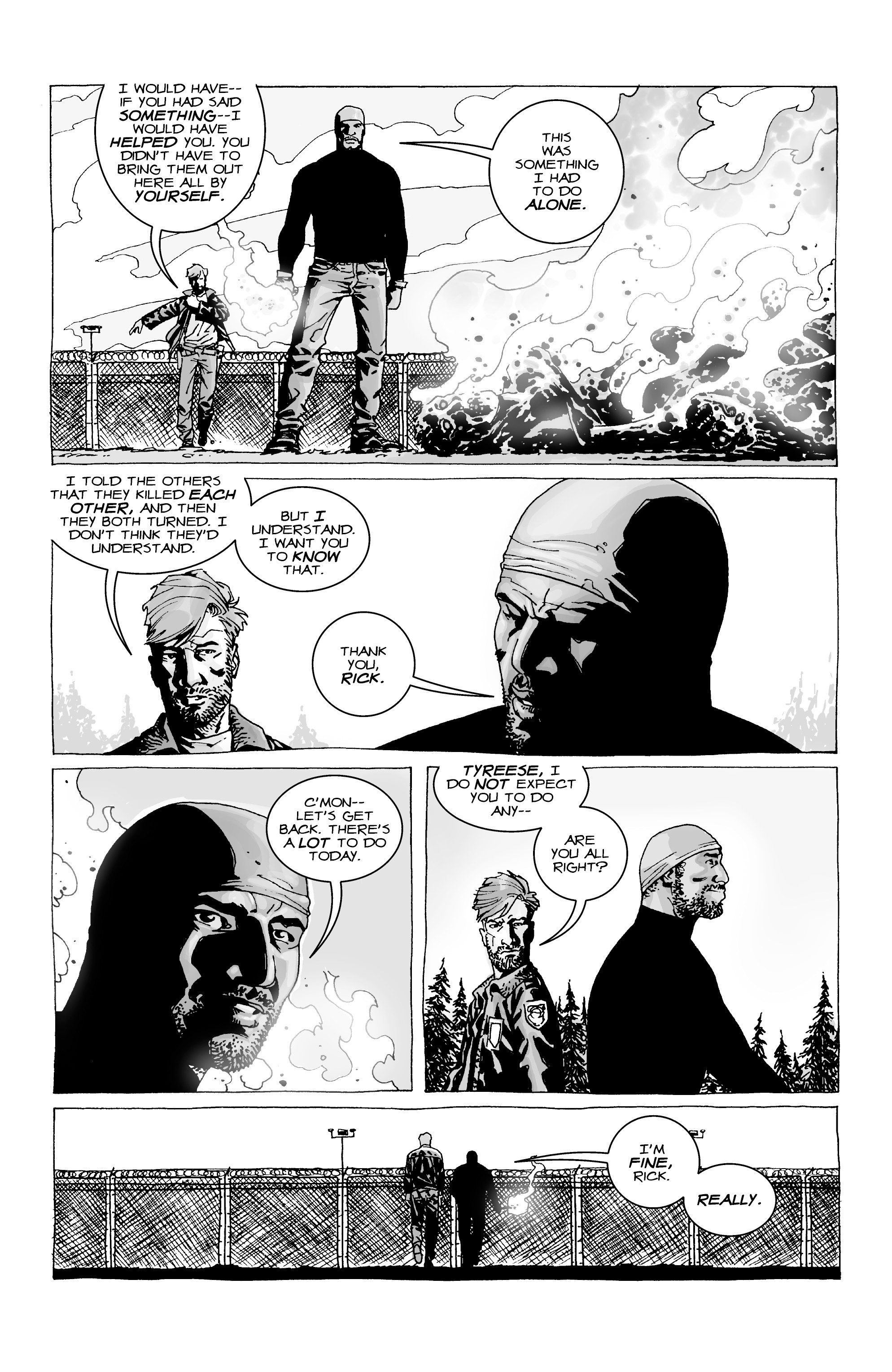 The Walking Dead Issue #15 Page 8