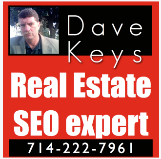 Dave Keys Real Estate SEO Expert