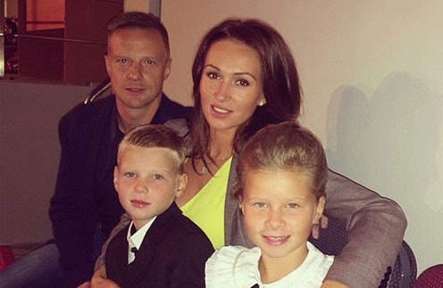 Children of Vyacheslav Malafeeva develop a modeling career